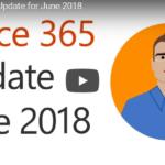 Office 365 June Updates